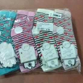 Носки на махрі  дівчинка 12 шт. 35756