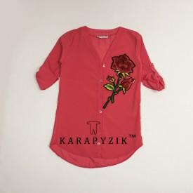 Рубашка девочка 11860