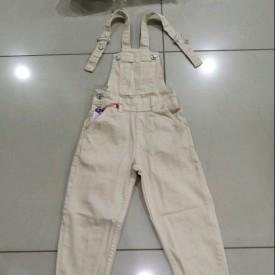 Комбез джинс дівчинка 38688