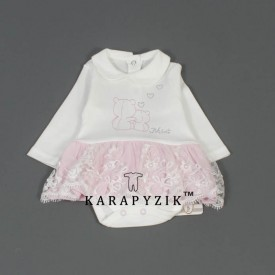 Платье-боди дев. 19084
