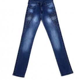 Штани джинс дівчинка 25702
