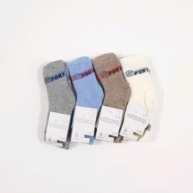 Носки махрові хлоп 12 шт. 30487