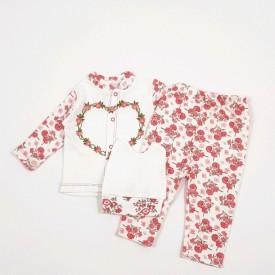 Костюм для новонародженого дівчинка 26159