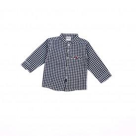 Сорочка стойка хлопчик 27072