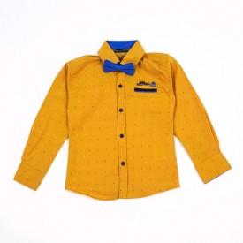 Рубашка хлопчик 25368