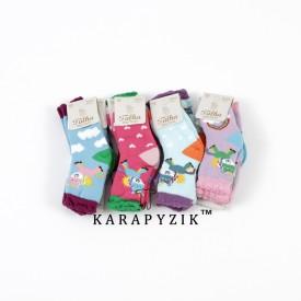 Носки махрові 12 шт. 30112