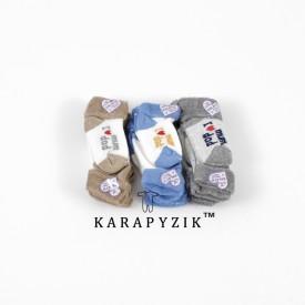 Носки махрові  хлоп 12 шт. 30127