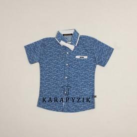 Рубашка мал.к.рук. 12428