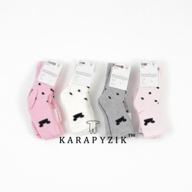 Носки на махрі дівчинка 12 шт. 28260