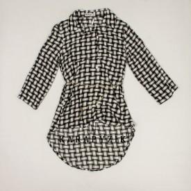 Рубашка девочка 12082