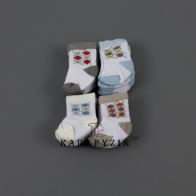 Носки махрові  хлоп 12 шт. 30129