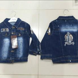 Куртка джинс хлопчик 34947