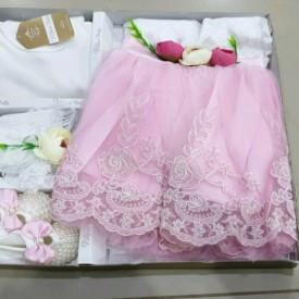 Набір новонародженого дівчинка 40295