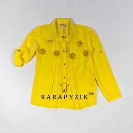 Рубашка девочка 11990