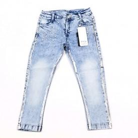 Штани джинс дівчинка 25388