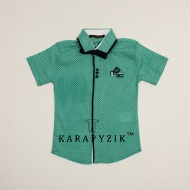 Рубашка мал.к.рук. 12422