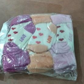 Носки махрові дівчинка 12 шт. 36172