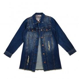 Кардіган джинс дівчинка 25868