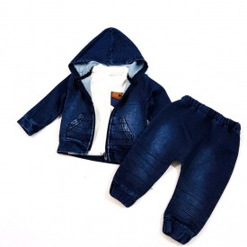 Костюм 3-ка джинс хлопчик 32321