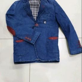 Піджак джинс хлопчик 39171