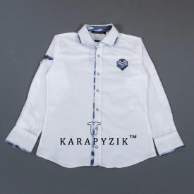 Рубашка мальч. 17326