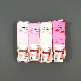 Носки махрові дівчинка 12 шт. 30509