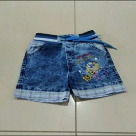 Шорти джинс хлопчик 33907