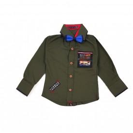 Рубашка хлопчик 25442