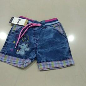 Шорти джинс дівчинка 33906