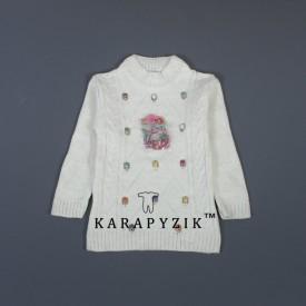 Туника ст.вязка дев. 14531