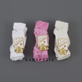Носки на махрі дівч 12 шт. 28245