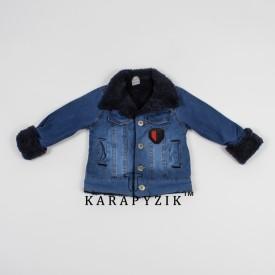 Куртка джинс мальч. 19834