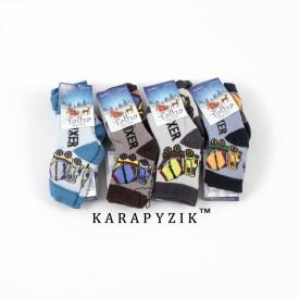 Носки махрові 12 шт. 30115