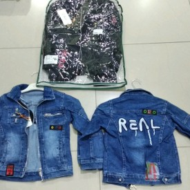 Куртка джинс хлопчик 33045
