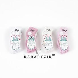Носки на махрі дівч 12 шт. 28248