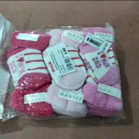 Носки махрові дівчинка 12 шт. 36174