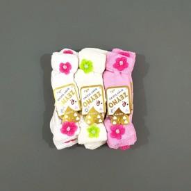Носки махрові дів. 12 шт. 30490