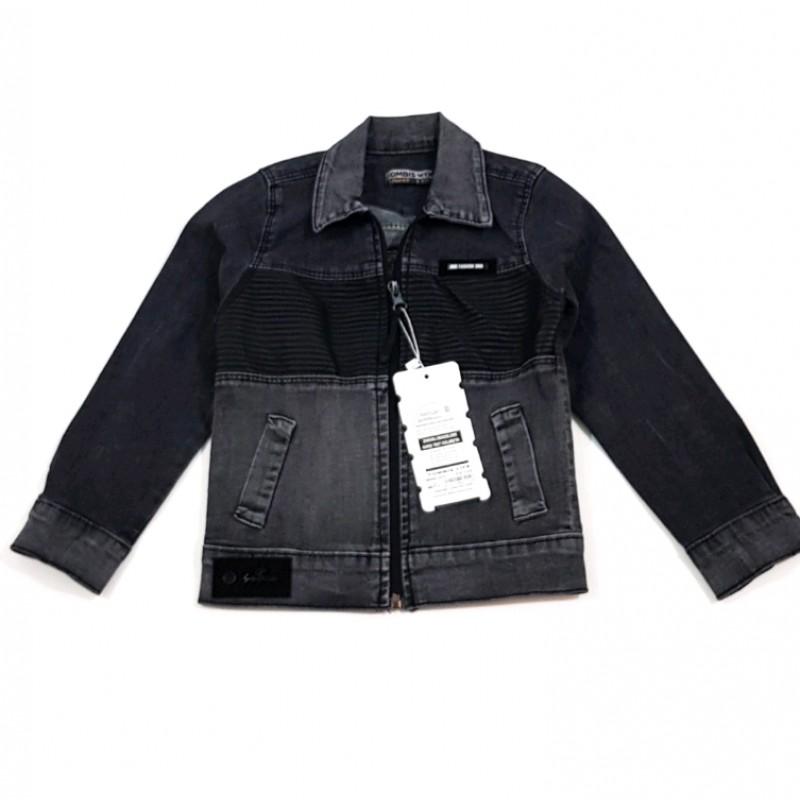 Куртка джинс хлопчик 31830