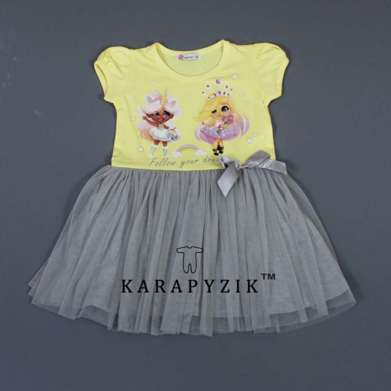 Платье девочка 18192