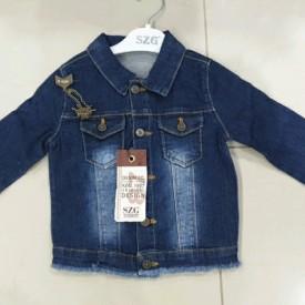 Куртка джинс хлопчик 34945