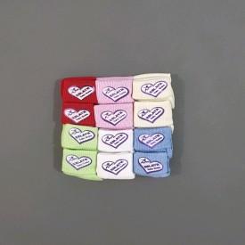 Носки для немовля 12 шт. 32601