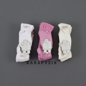 Носки на махрі дівчинка 12 шт. 28266