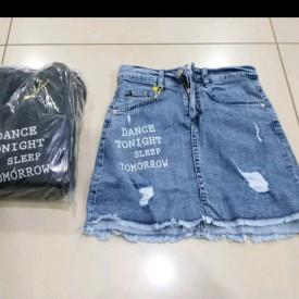 Спідниця джинс 38743