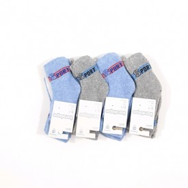 Носки махрові хлоп 12 шт. 30486