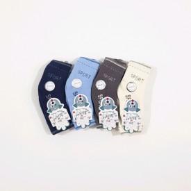 Носки махрові хлоп 12 шт. 30489