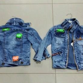 Куртка джинс хлопчик 33049