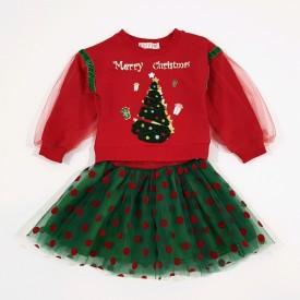 Костюм новорічний дівчинка 30428