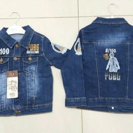 Куртка джинс хлопчик 34946