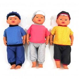 Лялька маникен хлопчик 30368