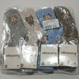 Носки махрові  хлопчик 12 шт. 42904